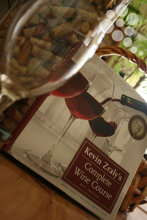 Kevin Zraly's Complete Wine Course Book