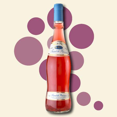 Côtes De Provence Wine Bottle
