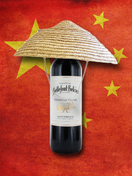 China Acquires Another Saint-Emilion Grand Cru