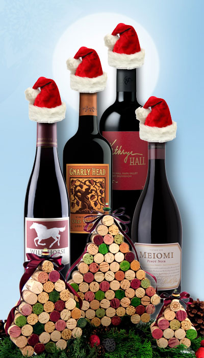 Holiday Wine Suggestions – Red