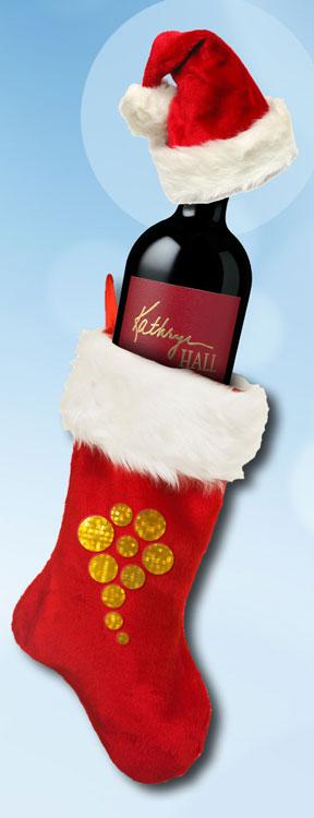 Holiday Wine – Stockings