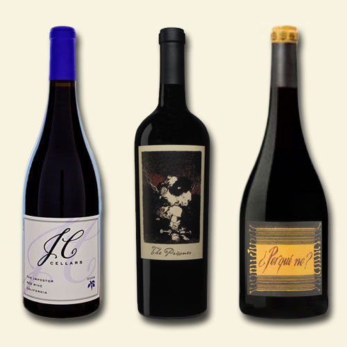 Wine Blends – The Impostor / The Prisoner / Por Que No
