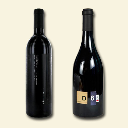 Wine Blends – Abstract / D66