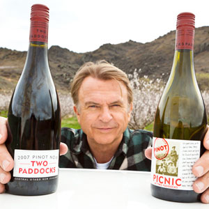 Celebrity Wine – Sam Neill
