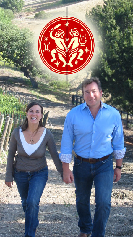 Palmina Wines – Chrystal & Steve Clifton