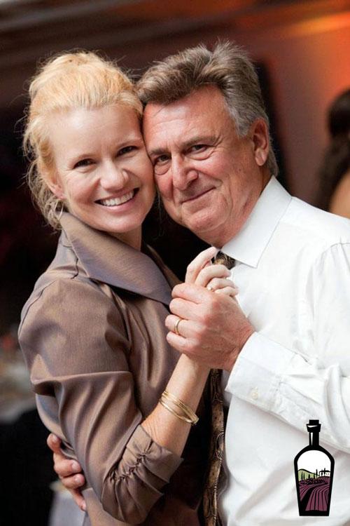 Antonio & Jeni Moretti