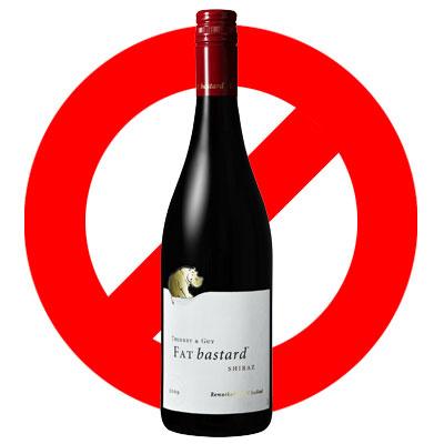 Strange Wine Laws – Fat Bastard
