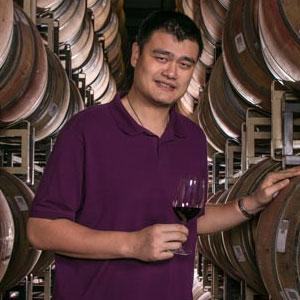 Celebrity Wine – Yao Ming