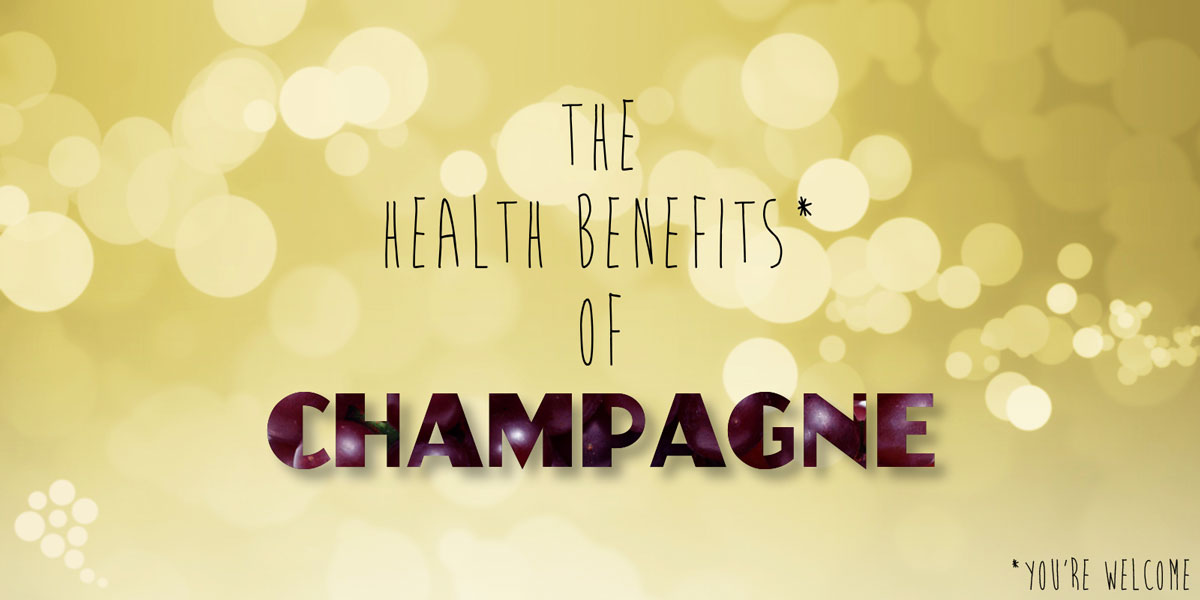 The Health Benefits Of Champagne