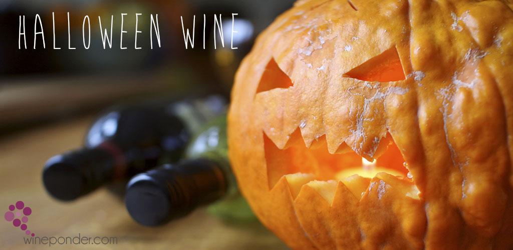 New Halloween Wine List