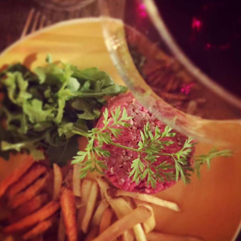Steak Tartare Wine Pairing