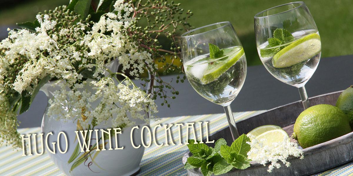 Hugo Wine Cocktail