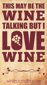 Funny Wine Quotes & Expressions